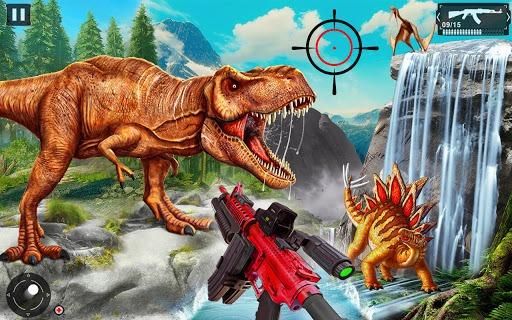 Real Wild Animal Hunter: Dino Hunting Games PC screenshot 2