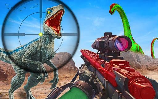 Real Wild Animal Hunter: Dino Hunting Games PC screenshot 3