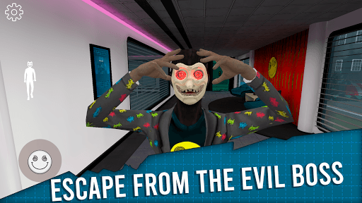 Smiling-X Horror game: Escape from the Studio pc screenshot 1