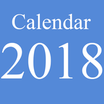 Calendar 2019 With Islamic Dates icon