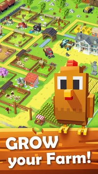 Blocky Farm pc screenshot 1