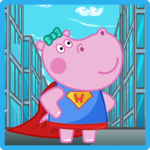 Superhero for Kids icon