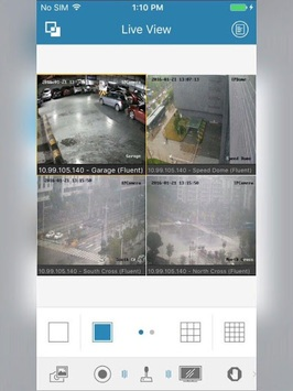 NVMS7000 pc screenshot 1