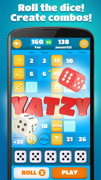 Yatzy Classic pc screenshot 2