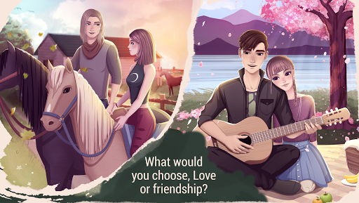 Love Story Games: Teenage Drama pc screenshot 1