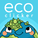 Idle EcoClicker: Save the Earth for pc logo