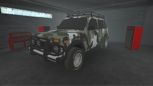 Forest Roads. Niva PC screenshot 2
