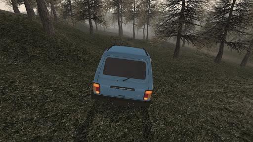 Forest Roads. Niva PC screenshot 3