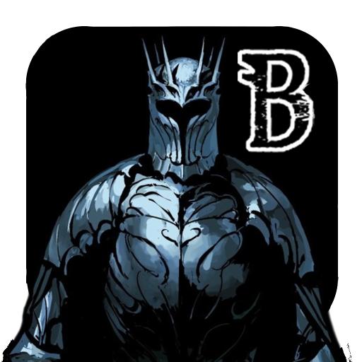 Buriedbornes -Hardcore RPG- for pc logo