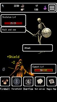 Buriedbornes -Hardcore RPG- pc screenshot 1