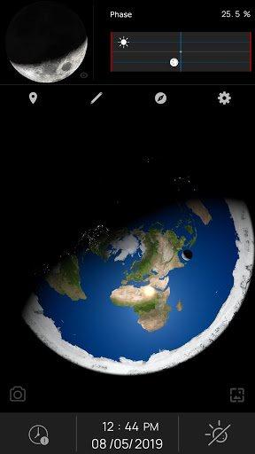 Flat Earth PC screenshot 1