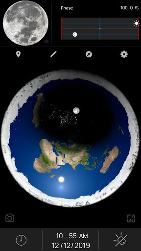 Flat Earth PC screenshot 2