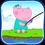 Fishing: Catch fish icon