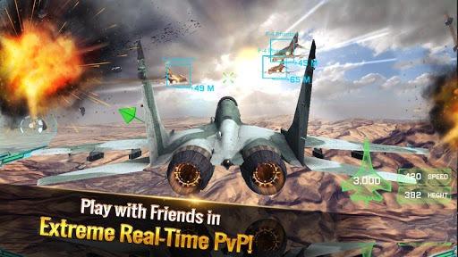 Ace Fighter: Modern Air Combat Jet Warplanes pc screenshot 1