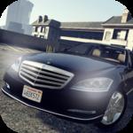 Benz S600 Drift & Driving Simulator for pc logo
