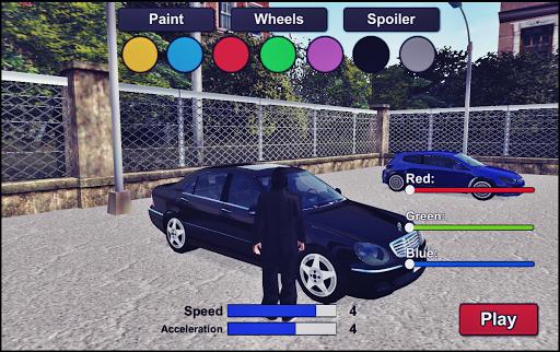 Benz S600 Drift & Driving Simulator pc screenshot 1