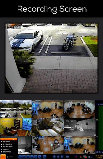 CCTV Camera Recorder PC screenshot 3
