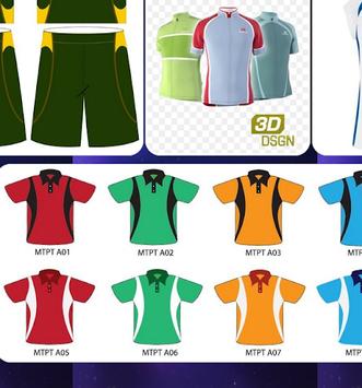 Sport Uniform Design pc screenshot 1