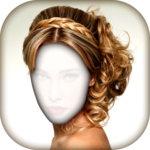 Hair Salon: Hairstyle Camera icon