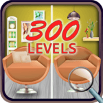 Find the differences 300 level icon