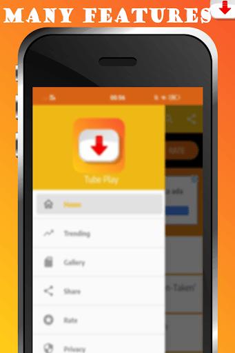 Tube Music Downloader - Tube Play Mp3 Downloader pc screenshot 1