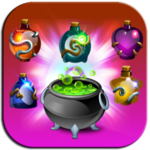 Witch potion icon