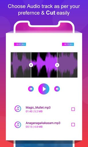 Video to MP3 Converter - MP3 Audio Merger PC screenshot 3