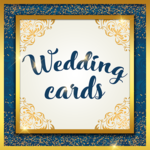 Wedding Invitation Greeting Card Maker with Photos icon