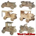 Wood Craft Ideas icon