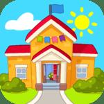 kindergarten - animals icon