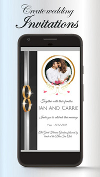Wedding Cards - Invitations pc screenshot 1