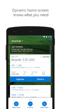 American Airlines pc screenshot 1