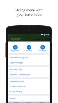 American Airlines pc screenshot 2