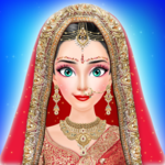 Royal Indian Girl Fashion Salon For Wedding icon