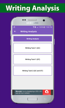 IELTS Writing 2019 pc screenshot 1