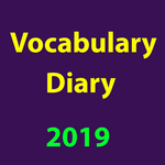 Vocabulary Diary 2019 icon