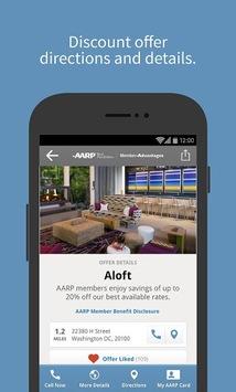 AARP Member Benefits pc screenshot 1