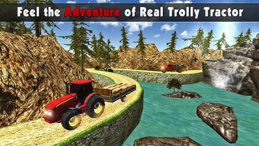 Rural Farm Tractor 3d Simulator pc screenshot 1