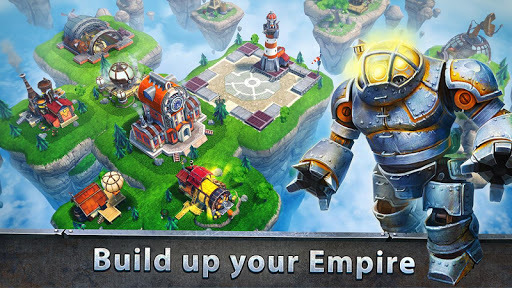 Sky Clash: Lords of Clans 3D pc screenshot 1