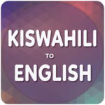 Swahili To English Translator icon