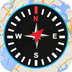 Compass 360 Navigator: GPS Direction Finder icon