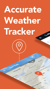 AccuWeather: Daily Forecast & Live Weather Maps pc screenshot 1