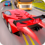 Traffic Racing - How fast can you drive? icon