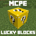PE Lucky Blocks for Minecraft icon
