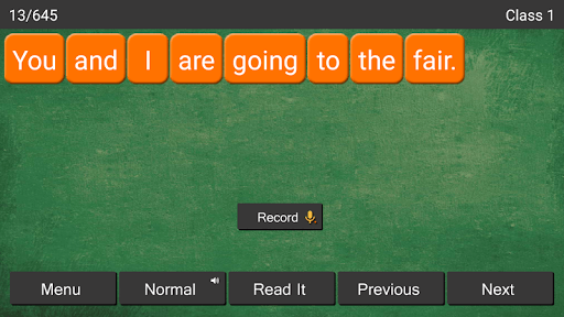 Kids Learn English Reading pc screenshot 2