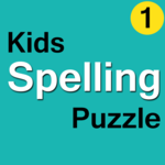 Kids Spelling Puzzle for Spelling Learning icon