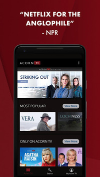 Acorn TV: World-class TV from Britain and Beyond pc screenshot 1