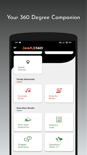 JeeAB360: Jee mains, IIT, College & Rank predictor PC screenshot 3