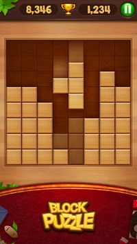 Block Puzzle - Wood Legend pc screenshot 2
