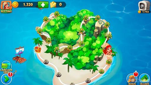 Solitaire Tripeaks - Lost Worlds Adventure PC screenshot 2